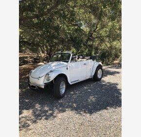 1968 Volkswagen Beetle Convertible for sale 101146450