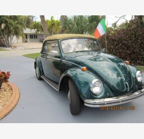 1968 Volkswagen Beetle Convertible for sale 101369727