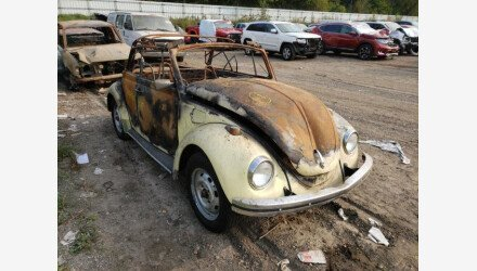 1968 Volkswagen Beetle for sale 101405164