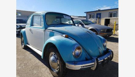 1968 Volkswagen Beetle for sale 101415591