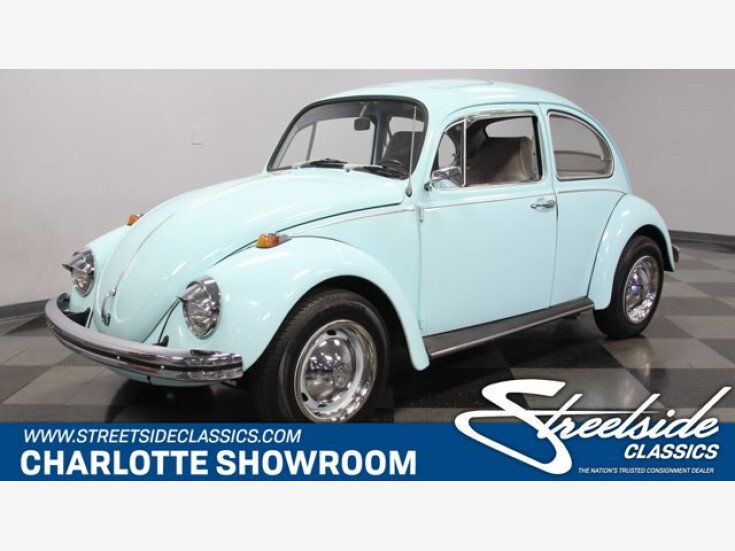 1968 Volkswagen Beetle for sale 101531905