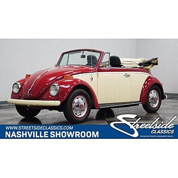 1968 Volkswagen Beetle Convertible for sale 101618081