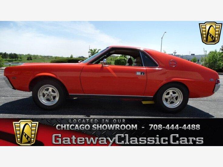 1969 AMC AMX for sale near O Fallon, Illinois 62269