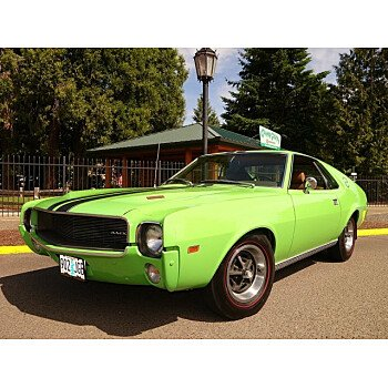 1969 AMC AMX for sale 101143789