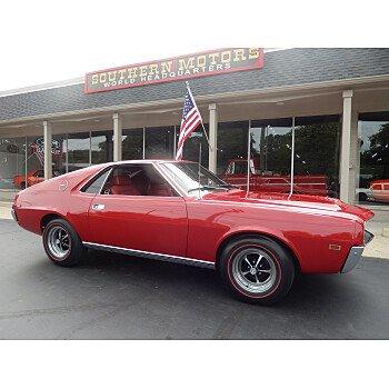 1969 AMC AMX for sale 101378295