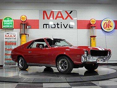 1969 AMC AMX for sale 101552918