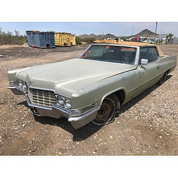 1969 Cadillac De Ville for sale 101030804