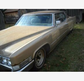 1969 Cadillac De Ville for sale 100923132