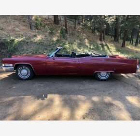 1969 Cadillac De Ville for sale 101065196