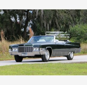 1969 Cadillac De Ville for sale 101106248