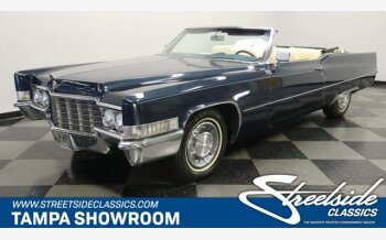 1969 Cadillac De Ville Convertible for sale 101441366