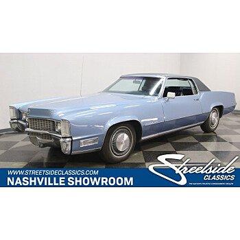 1969 Cadillac Eldorado for sale 101073046
