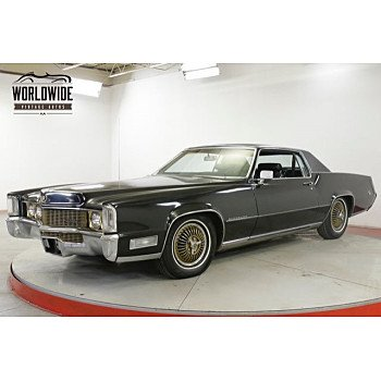 1969 Cadillac Eldorado for sale 101208015