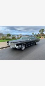 1969 Cadillac Fleetwood for sale 101304250