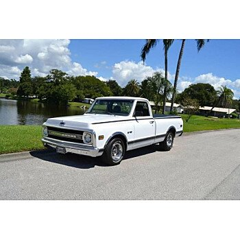 1969 Chevrolet C/K Truck for sale 100795389