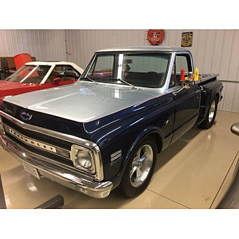 1969 Chevrolet C/K Truck for sale 100860319
