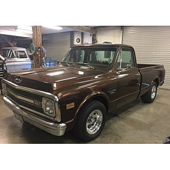 1969 Chevrolet C/K Truck for sale 100915055