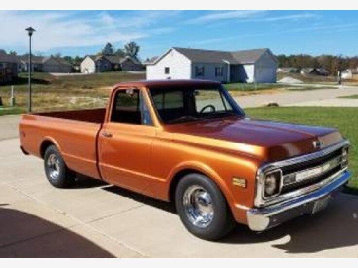 1969 Chevrolet C K Truck For Sale Near Woodland Hills California