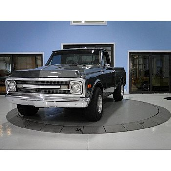 1969 Chevrolet C/K Truck for sale 101056470