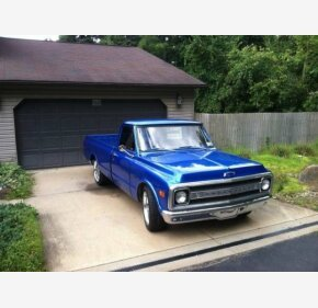 1969 Chevrolet C/K Truck for sale 100825392