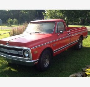 1969 Chevrolet C/K Truck for sale 100906029