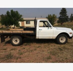1969 Chevrolet C/K Truck for sale 100908258