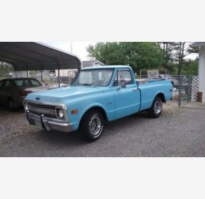 1969 Chevrolet C/K Truck for sale 100928390