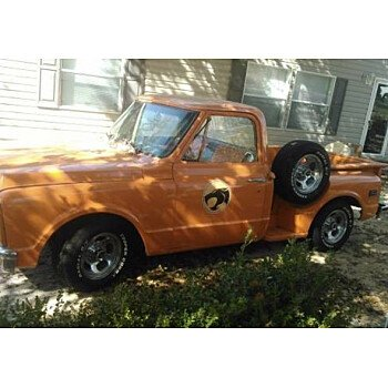 1969 Chevrolet C/K Truck for sale 100928699