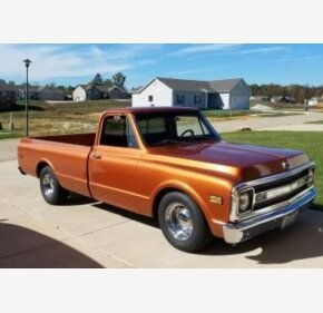 1969 Chevrolet C/K Truck for sale 100962257