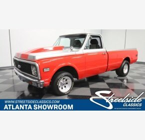 1969 Chevrolet C/K Truck for sale 101100707