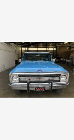 1969 Chevrolet C/K Truck for sale 101117366