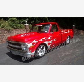 1969 Chevrolet C/K Truck for sale 101178252