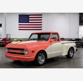 1969 Chevrolet C/K Truck for sale 101208584