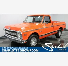 1969 Chevrolet C/K Truck for sale 101210835