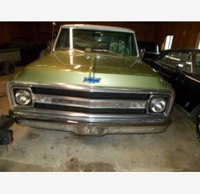 1969 Chevrolet C/K Truck for sale 101265107
