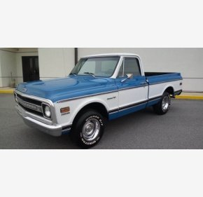 1969 Chevrolet C/K Truck for sale 101284411