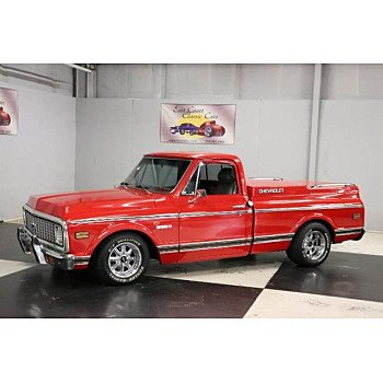 1969 Chevrolet C/K Truck for sale 101294759