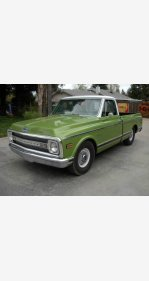 1969 Chevrolet C/K Truck for sale 101306988