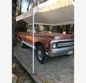 1969 Chevrolet C/K Truck for sale 101310120