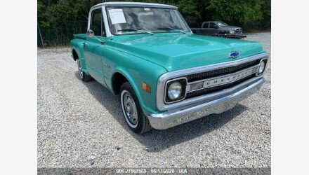 1969 Chevrolet C/K Truck for sale 101346711