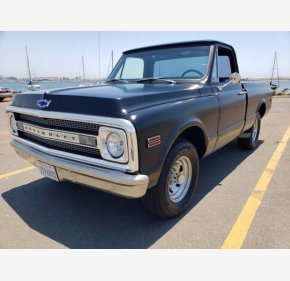 1969 Chevrolet C/K Truck for sale 101362505