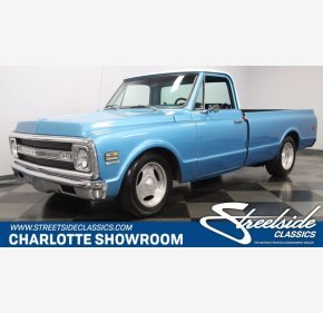 1969 Chevrolet C/K Truck for sale 101366017