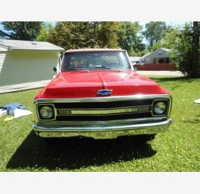 1969 Chevrolet C/K Truck for sale 101371412