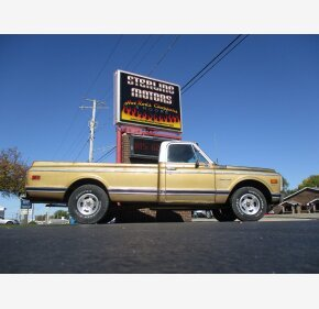 1969 Chevrolet C/K Truck for sale 101389969