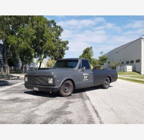 1969 Chevrolet C/K Truck for sale 101411092