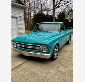 1969 Chevrolet C/K Truck for sale 101453299
