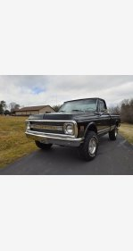 1969 Chevrolet C/K Truck Custom Deluxe for sale 101457821