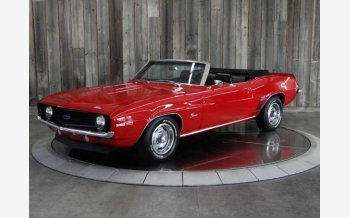 1969 Chevrolet Camaro for sale 100952820