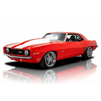 1969 Chevrolet Camaro for sale 101021784
