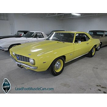 1969 Chevrolet Camaro COPO for sale 101029510